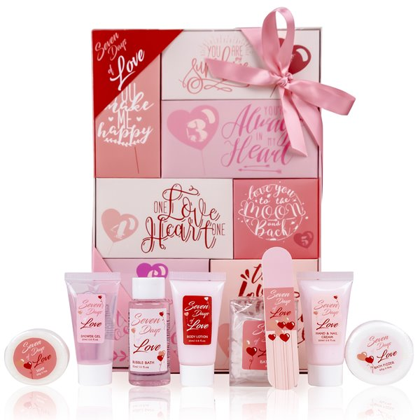 Coffret 7 Days of Love