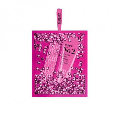 Sequin Bag Fuchsia, Crème mains 30ml+lime à ongles