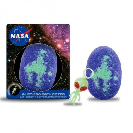 Coffret NASA boule effervescente bullechic