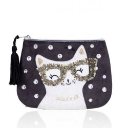 Trousse de toilette CHAT bullechic