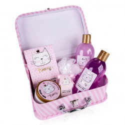 Coffret PRINCESS KITTY pour le corps Bullechic