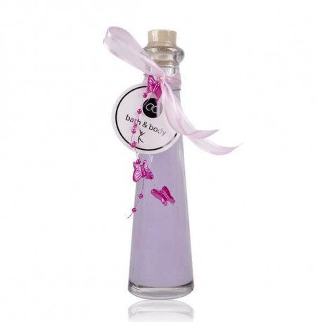 Bain moussant CONICA Violet nacré - 75ml Bullechic