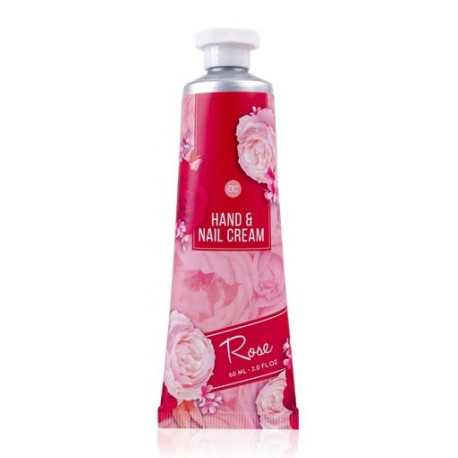 Crème mains & ongles ROSE COLLECTION Bullechic