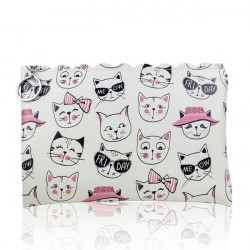 Trousse de toilette KITTY Bullechic