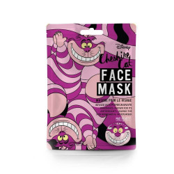 Masque Visage DISNEY ANIMAL Chat du Cheshire bullechic