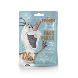 Masque Visage DISNEY REINE DES NEIGES Olaf bullechic