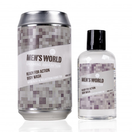 Coffret corps MEN'S WORLD
