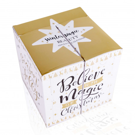 500453-tentation-cosmetic-grossiste-calendrier-avent-cosmetic-believe-magic-cube