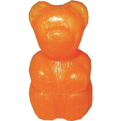 Savon Teddy orange