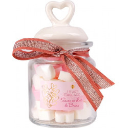 Set HEART CASCADE savon