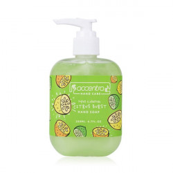 Distributeur savon mains HAND CARE COLLECTION Citrus
